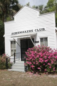 Fall Speaker Program, Monday, November 11th, 2019, 3 pm to 4:30 pm, Homemakers' Club